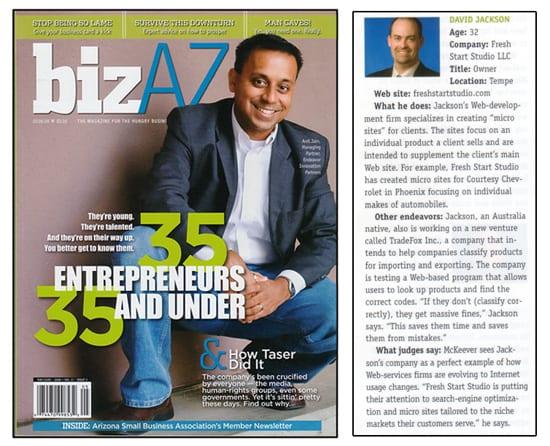 bizAZ article